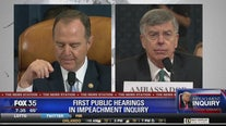 First public hearings in impeachment inquiry