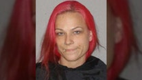 Florida woman arrested after going through courthouse security with a bag of methamphetamine on her