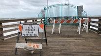 Daytona Beach expected to make repairs on pier damaged by Hurricane Dorian