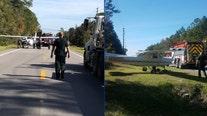 Deputies: Pilot makes emergency landing on Flagler County road