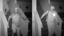 Video catches accused burglars inside Four Corners home
