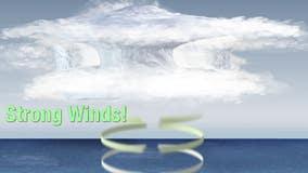 Weather-Lore Watch Out Sea Gulls