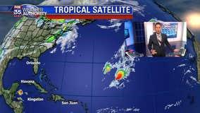 Tracking the Tropics: November 27