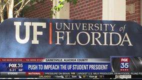 Push to impeach UF student president
