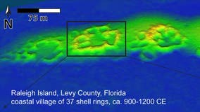 'Unique' ancient village discovered on Florida's Gulf Coast using drones and lasers