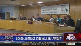 Brevard County School District joins class-action lawsuit against Juul
