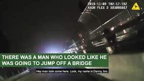 Orange County deputies convince man to not jump off bridge