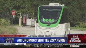 Lake Nona driver-less shuttle system expanding