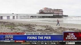 Plans underway to repair Daytona Beach Pier