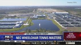 NEC Wheelchair Tennis Masters