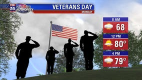 Veterans Day in Central Florida