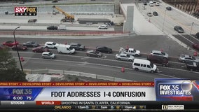 FDOT addresses confusion over Interstate 4 ramp shift in Maitland