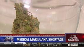 Patients report shortage of smoke-able medical marijuana