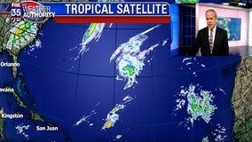 Tracking the Tropics: November 23