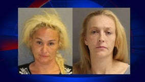Deputies: 2 women accused of stealing from mailboxes