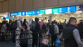 Pack your patience! The Thanksgiving travel rush is underway at Orlando International Airport