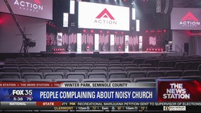 Winter Park residents say church is noisy neighbor