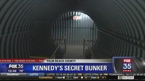 Inside President Kennedy's Florida fallout bunker