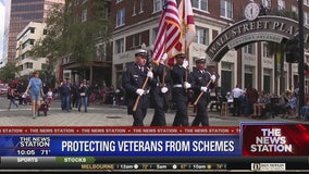 Protecting veterans from schemes