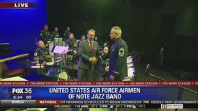 United States Air Force Airmen of Note jazz band