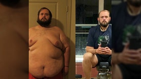 Florida man loses more than 260 pounds, training for first full marathon