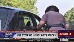Floridians urged to use caution in holiday traffic