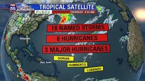 Tracking the Tropics: November 28