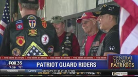 David Does It: Patriot Guard Riders