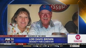 Teacher of the Week: Lori Davis Brown