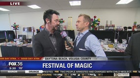 David Does It: Festival of Magic