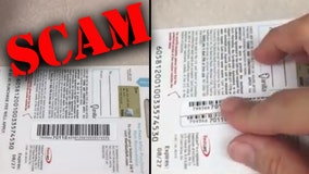 'Don't be a victim': Sheriff's Office warns citizens about holiday gift card scam