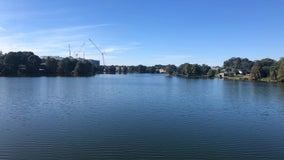 Sewage spill contaminates Orlando lakes