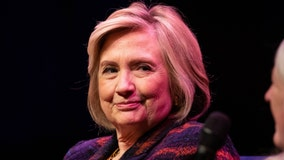 Hillary Clinton says 'many, many, many people' want her to join 2020 Democratic primary