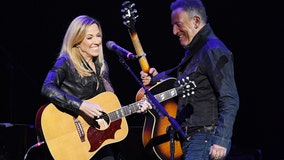 Sheryl Crow and Bruce Springsteen help raise millions for veterans