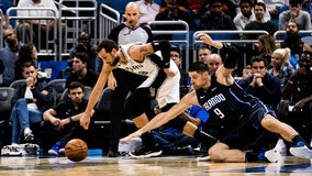 Orlando's Vucevic named NBA's Eastern Conference player of the week
