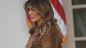 Melania Trump draws boos at youth summit in Baltimore