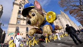 Macy's Thanksgiving Day Parade 2019: Balloons fly, just lower than usual