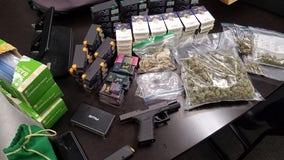 Report: Florida police find marijuana, 'magic mushrooms' during traffic stop