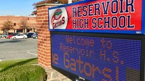 Teen girl raped in high school bathroom, Howard County police say