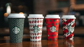 Starbucks' 2019 holiday cups and seasonal drinks return to stores this week