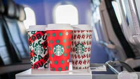 Starbucks customers with holiday cups get priority boarding with Alaska Airlines for a limited time
