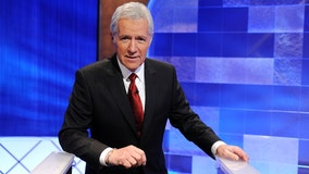'Jeopardy!'s Alex Trebek gets emotional after contestant's message
