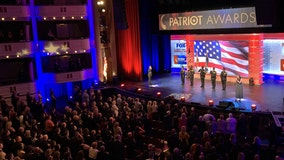 FOX Patriots Awards honors veterans, first responders, and everyday heroes