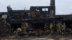13 Australian Shepherd dogs die in house fire in Minnesota