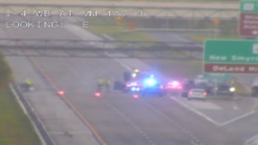 FHP investigating two crashes on I-4 in Volusia County