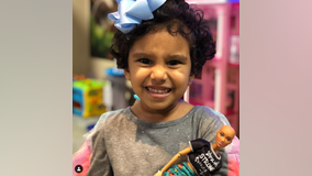 4-year-old with leukemia finds bone marrow match