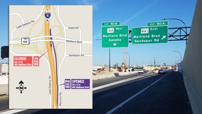 FDOT alerts drivers to new exit ramp pattern in Maitland