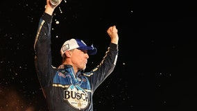 Kevin Harvick wins at Texas again for another Cup shot