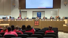 Orange County School Board approves teacher pay increase