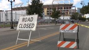 Plan ahead: Multiple road closures this weekend in Downtown Orlando